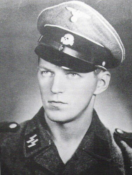 """ SS-Panzergrenadier Arne Johansson, died March 1, 1945, was a Swedish volunteer in the Waffen-SS. """