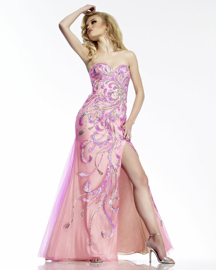 78 best my prom dress images on Pinterest | Evening gowns, Formal ...