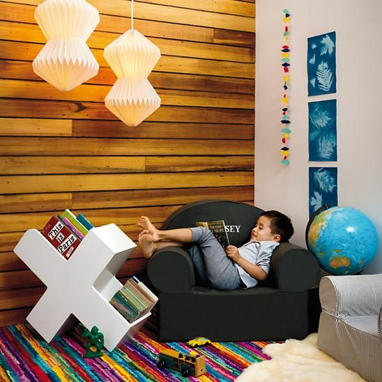 59 best book nook images on pinterest children nursery Land of nod playroom ideas