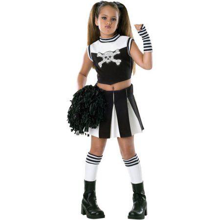 Morris Costumes Childrens Girls Uniforms Cheerleaders Costume 12-14, Style RU882026LG