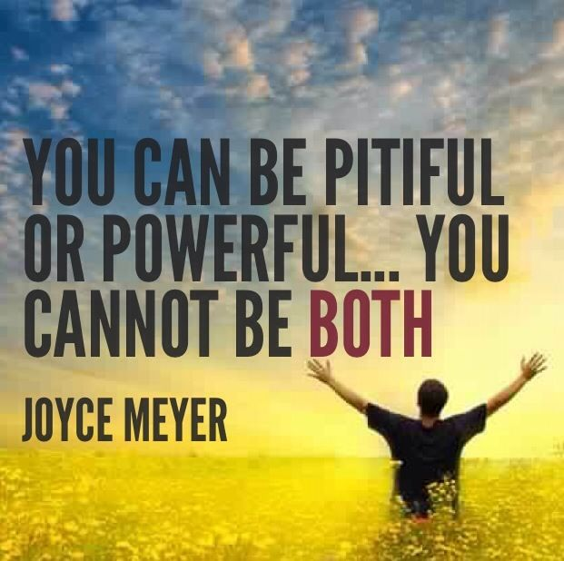 We HAVE supernatural power through Christ Jesus! Power to encourage, power to heal, power to love! Joyce Meyer Quote.