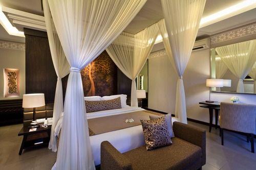 Villa Bedroom at White Rose