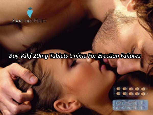 Erectile dysfunction is defined as the inability of a man to acquire or maintain an erection required for pleasing intimate activity. Valif 40mg is the best medicine, which is available in the form of a tablet and is used to treat Erectile Dysfunction effectively. It composed of Vardenafil as its main pharmaceutical component that is a Phosphodiesterase Inhibitor. If you are also dealing with erectile dysfunction then, buy Valif 20mg tablets online from AbortionPilRx.