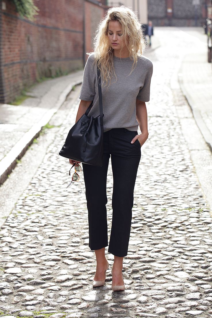 Fall's best buy | A Short sleeve cashmere jumper