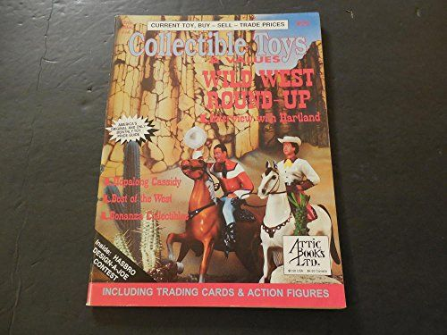 Collectible Toys Values #22 Sep 1993 Wild West; Hopalong Cassidy Review