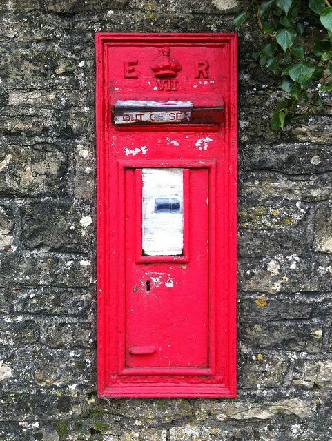 mailbox - Gloucestershire