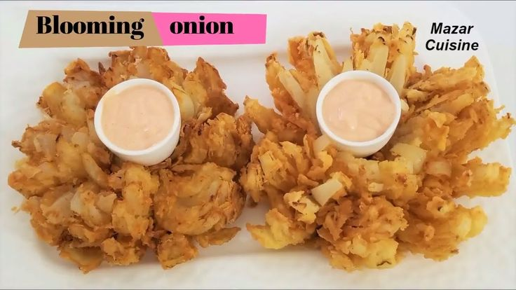 BLOOMING ONION RECIPE,APPETIZERS RECIPE, EASY ,HEALTHY ,BEST, PARTY APPE...