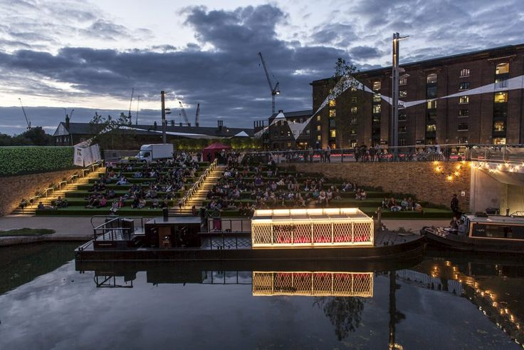 THE INTERNATIONAL VILLAGE SHOP Taking over the barge used this summer by the awesome Floating Cinema folk, the International Village Shop brings a day of craft goods and produce from its impressive...