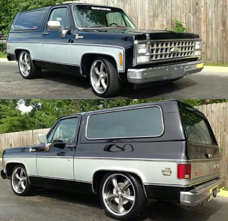 17 Best images about K5 blazers on Pinterest | Trucks, Gmc ...