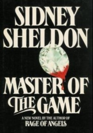 Love love love ...Master of the Game by Sidney Sheldon (1982, Hardcover)