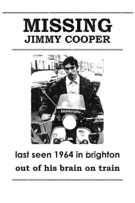 Jimmy Cooper Quadrophenia