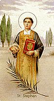 St. Stephen's Day | Saint Stephen's Day a Winter/Religious Festival at Irish Festivals.Net ...