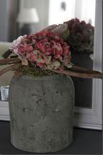 bloem op vaas