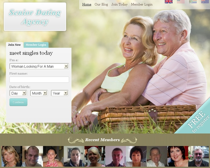 Dating agency over 60