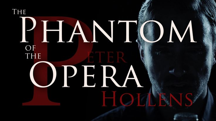 [Phantom of the Opera Medley - Peter Hollens feat. Evynne Hollens. ] Wow. That was absolutely amazing...And the announcement at the end about the new video! Cannot wait...it will be incredible!