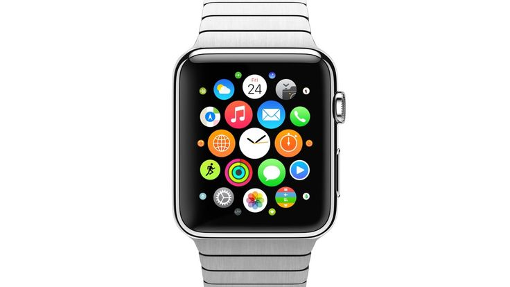 The Watch is coming. 4.24.15 http://apple.co/watchTV