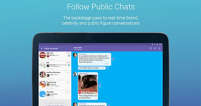 Download Viber Messenger 2017 and Know its Newest Features - http://www.viberdownload.org/download-viber-messenger-2017-and-know-its-newest-features