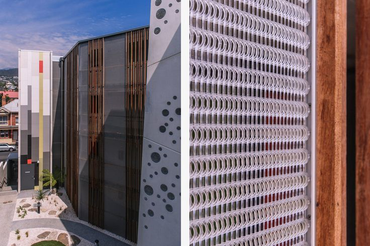 Trinity Hills Complex uses Kaynemaile facade system
