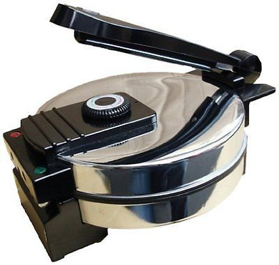 Bread Machines 20669: Saachi Sa1650 Electric Non-Stick Roti Chapati Flat Bread Wraps Tortilla Maker Wi -> BUY IT NOW ONLY: $60.34 on eBay!