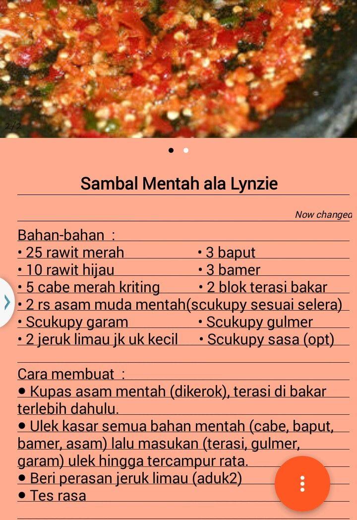 Pin Oleh Alina Lynn Di Makanan Pedas Makanan Pedas Jeruk Limau