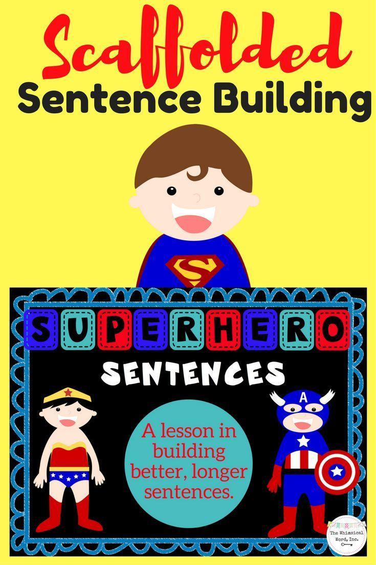 The 25+ best Sentence building ideas on Pinterest ...