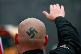neo nazi skin head