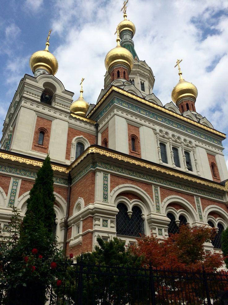 Вена - Русская Православная Церковь
