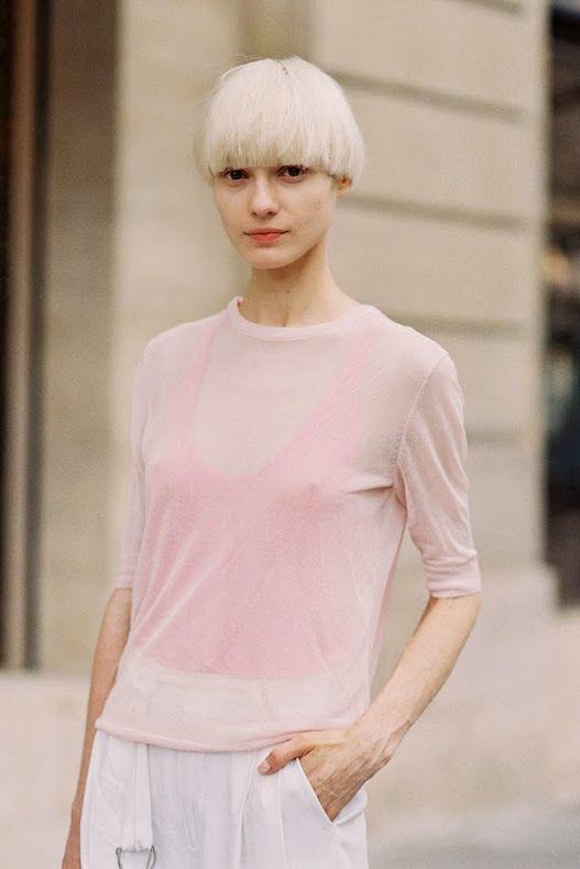 Paris Couture Fashion Week AW 2014....Nora - Vanessa Jackman