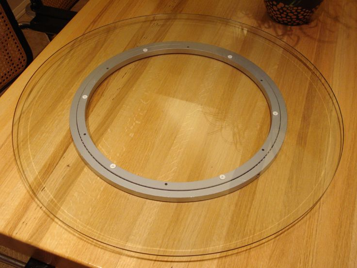 Glass Lazy Susan For The Home Pinterest Shelves