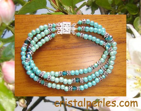 bracelet en perles magiques