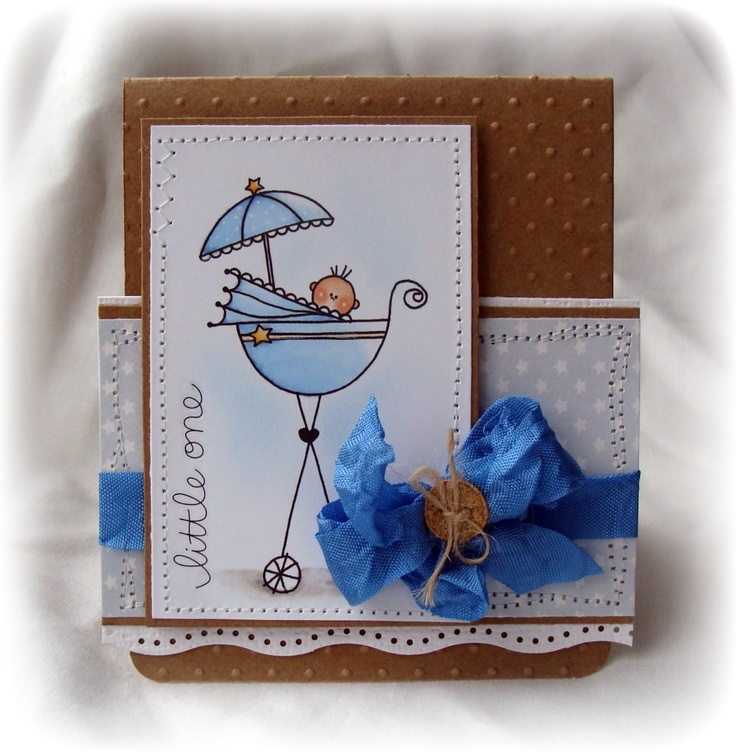 Vintage Stars for a little one. By Leann New