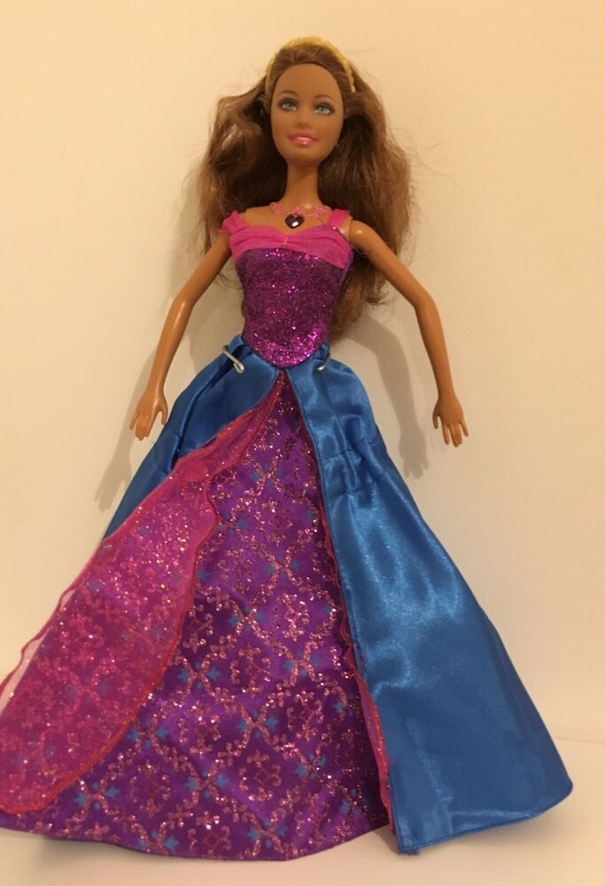 Barbie Doll Vintage Mattel Diamond Castle Princess Alexa Vgc