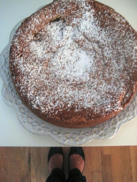 Amanda Hesseru0027s Almond Cake