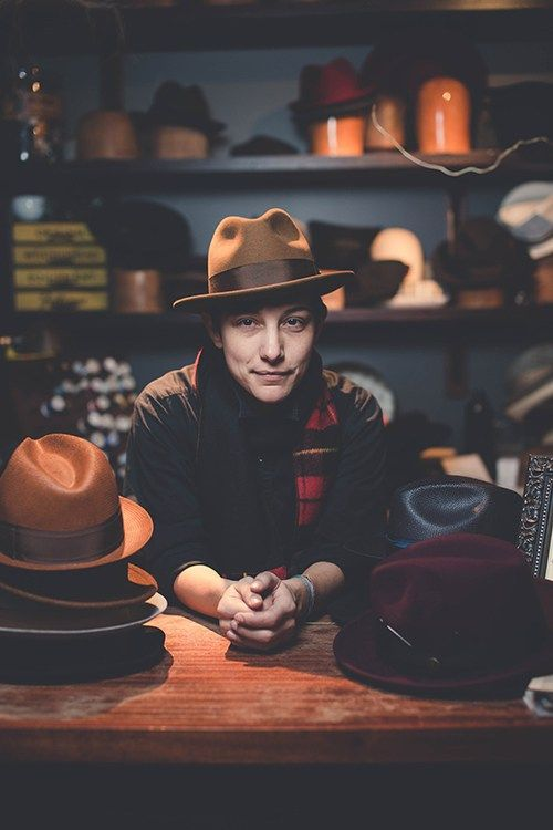 Boi(s) continues to prove that Menswear is the new Womenswear and this time around we are taking no prisoners. We convinced Goorin Bros North Beach, a 100 year old hat store, to let our diverse all…