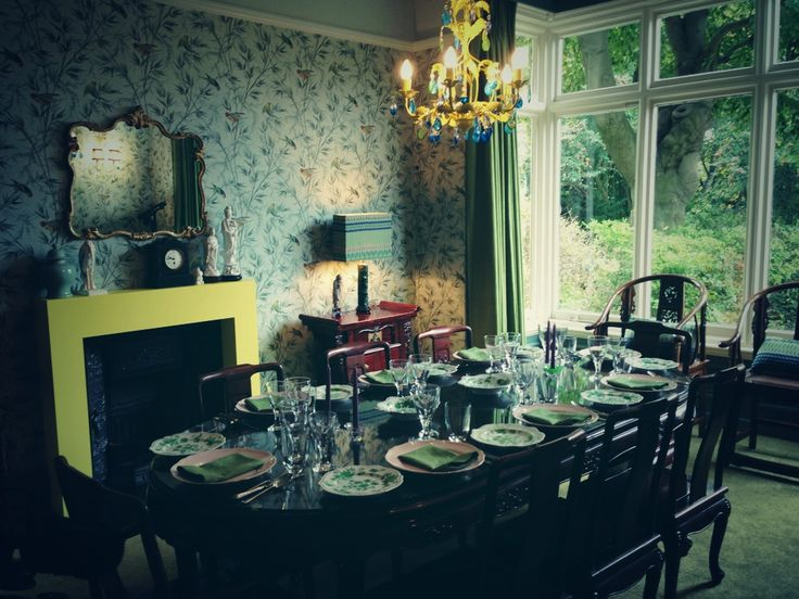 Sarah Moore, winner of BBC's The Great Interior Design Challenge | Homes and Antiques - love this room