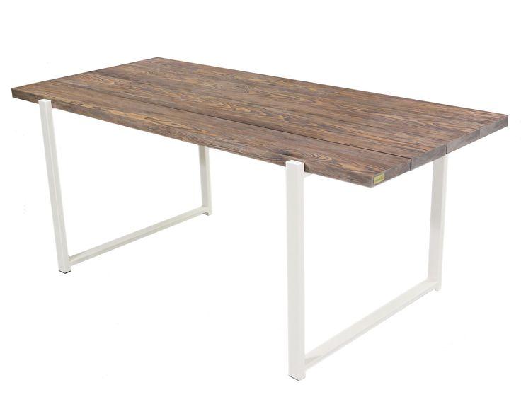 Stół Modern Pine #interiordesign #scandinavianwood #pine #table #white #kitchen