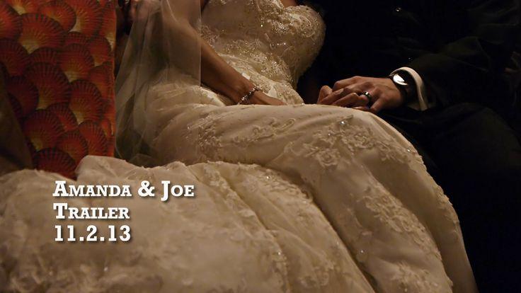 Amanda & Joe Wedding Trailer