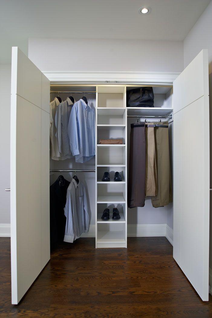 california closet ideas small spaces
