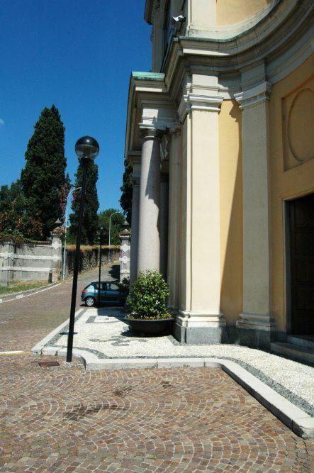 Inverigo (CO), Chiesa Parrocchiale di S. Ambrogio, XVIII secolo