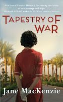 Shaz's Book Blog: Emma's Review: Tapestry of War by Jane MacKenzie