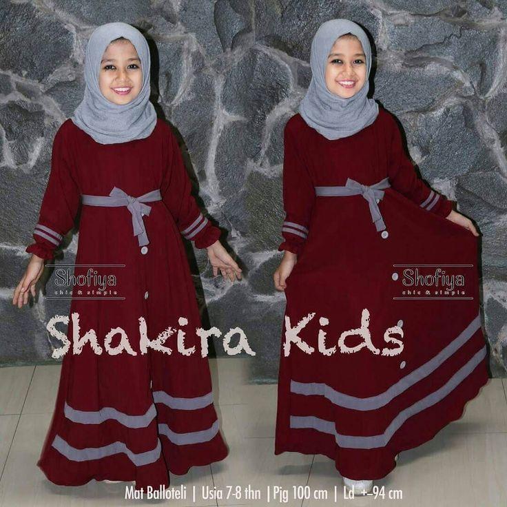 Shakira kids  Detail sdh Ada di picture yakak.. Dapatkan keuntungan tak terbatas dgn menjadi reseller kami.  Info n pemesanan: 62 81231356279 62 81231356445  #hijab #hijabfashion #syari#ballotelli#resellersolo #syarionline #ORIBYSHOFIYA #hijabhunt #fashionweek #bestfashion #hijabchic #chichijabs #bajumuslim #mukena #gamissyari #surabaya #pekanbaru #medan #yogyakarta #depok #bandung #banjarmasin #jember #padang #makasar #jakarta #balikpapan #palembang