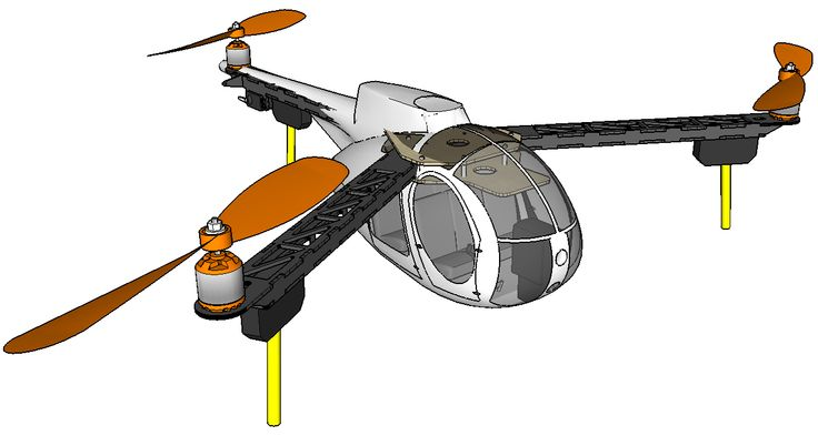 Arduino ile YCopter, TCopter, TriCopter, HeliCopter Yapılabilir mi?