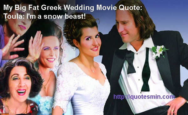 My Big Fat Greek Wedding Quotes Inspiration 13 Best My Big Fat Greek Wedding Images On Pinterest  Tv Quotes .