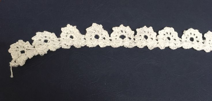 A personal favourite from my Etsy shop https://www.etsy.com/au/listing/474034467/vintage-crocheted-lace-edging