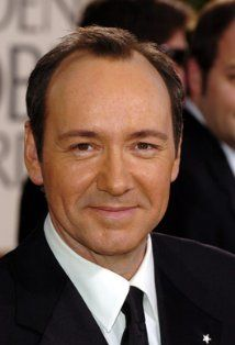 """Kevin Spacey.  Love this man's work especially """"The Usual Suspects""""  Used to watch him on a tv series years and years ago.  He played a psychopath.  Unforgettable!"""