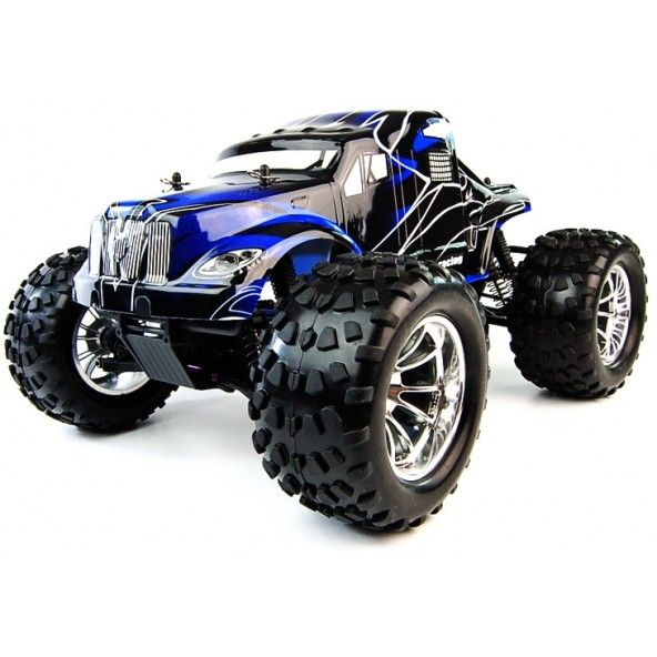 Gas RC Car Specialists. Build Your Own Nitro Car ...