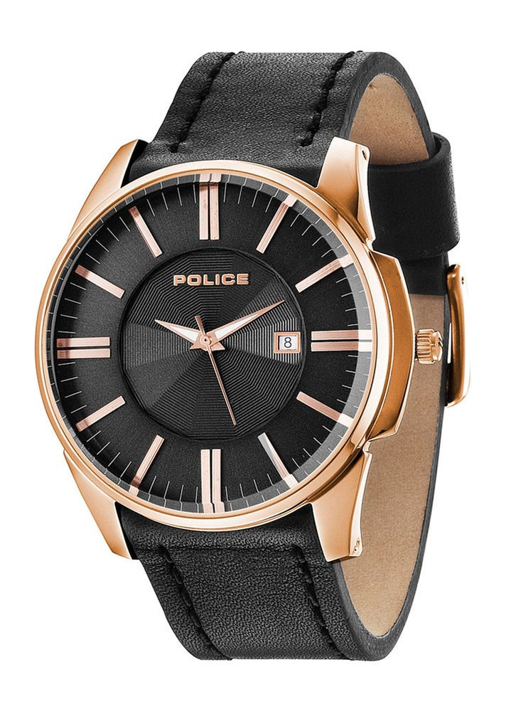 New Police Men Watch GOVERNOR #PL14384JSR02  (31275) #Police #Sport