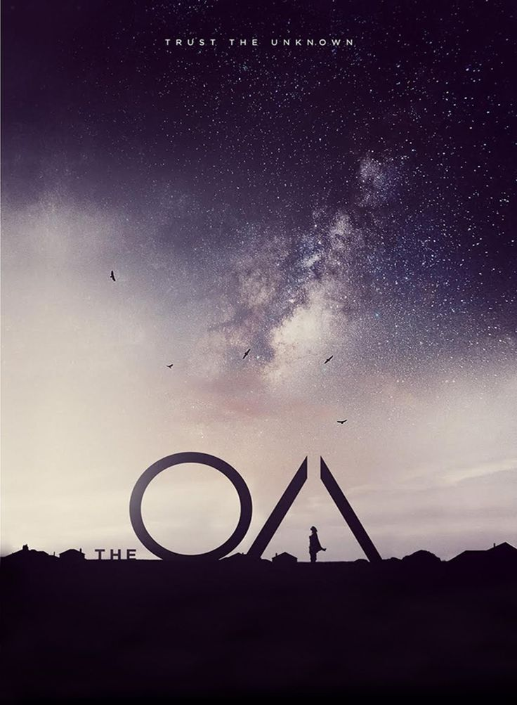 The OA - wow, what a beautiful work of art this programme is. I highly recommend it.