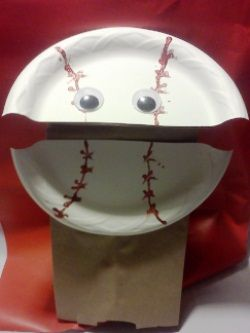 Baseball Cross Craft How To | craft ideas craft shows kids art contest baseball craft ideas