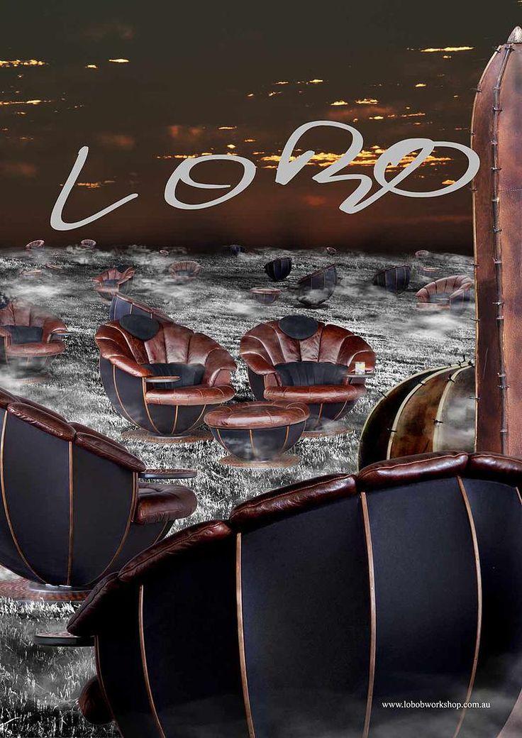 Lobo Workshop Nautilus Lounge